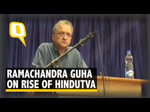 Ramachandra Guha Spoke on Rise of Hindutva & Jingoism Hours Before Detention [Recorded Earlier]