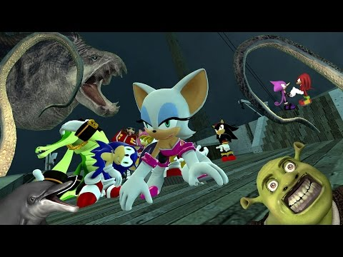 Sonic Zombie Doom Ship The Movie