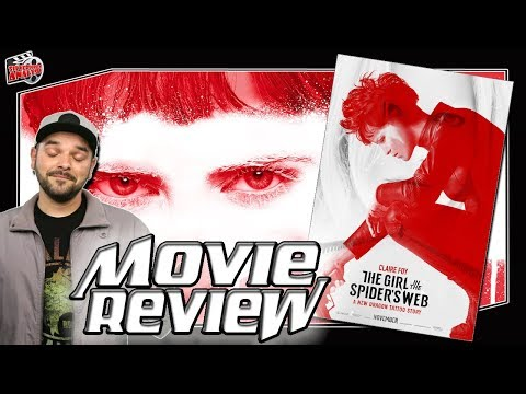 The Girl in the Spider's Web (2018) Movie Review