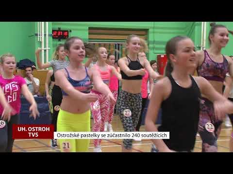 TVS: Uherský Ostroh - Aerobik