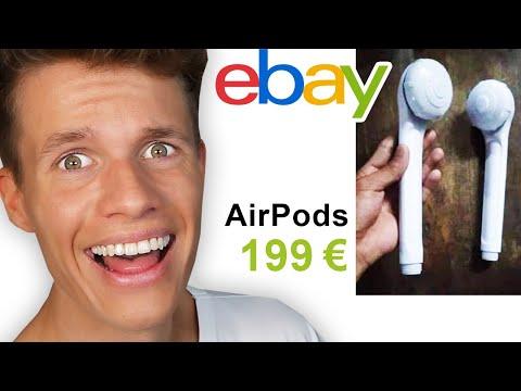 Er verkauft DIESE AirPods bei EBAY р