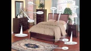 The bedroom, Learn English Vocabulary