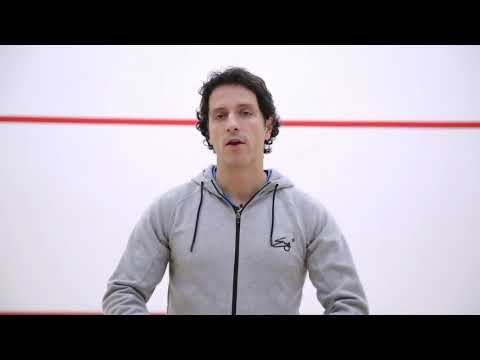 Squash tips: Introduction to refereeing Part 1 with Lee Drew