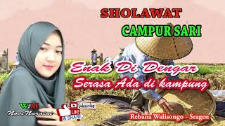 Video SHOLAWAT CAMPUR SARI    ENAK DI DENGAR,ADEM,AYEM MP3, 3GP, MP4, WEBM, AVI, FLV September 2019