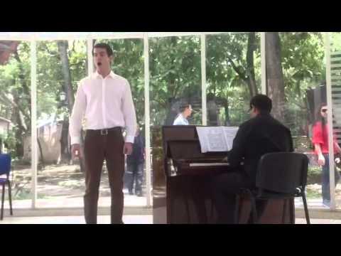 José Miguel Colmenares - Dalla Sua Pace - Don Giovanni - Mo