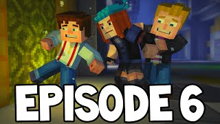 """Minecraft Story Mode - EPISODE 6 Predictions """"A PORTAL TO MYSTERY"""""""