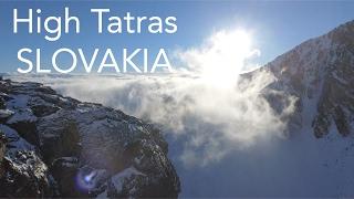 Video High Tatras, Strbske Pleso, Slovakia by drone DJI Phantom4 MP3, 3GP, MP4, WEBM, AVI, FLV Oktober 2017