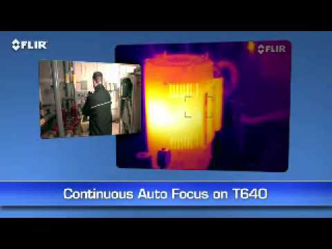 FLIR T640 Infrared Camera - Highest Quality Thermal Imager