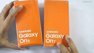 Samsung Galaxy on7 Şık Tasarım