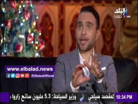 في ليلة رأس السنة حسام حبيب يعترف: أنا أحب