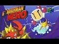 Live De Bomberman Hero Do Nintendo 64 Bomba De Sal Que