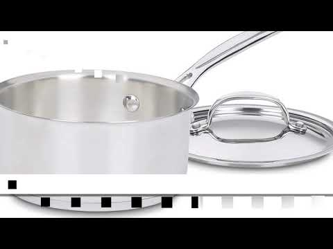 ✅Top 10 Best Stainless Saucepan with Cover