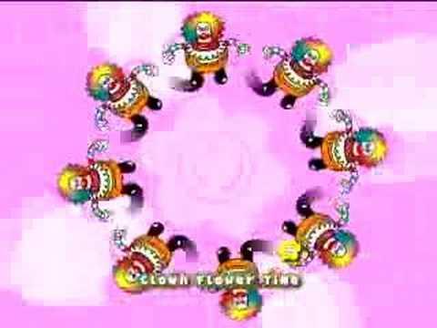 Clown Flower Time - Offset The Evil