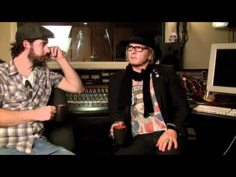 Interview with Matt Sorum at Drac Studios