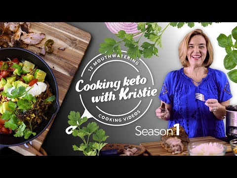[Trailer] Cooking Keto With Kristie, Season 1