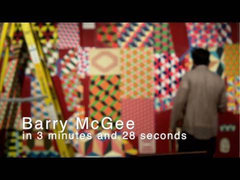 Video | Barry McGee Installation at Oakland Museum of California