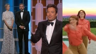 5 Funniest Moments From the 2017 Golden Globe Awards full download video download mp3 download music download