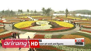 Taean-gun South Korea  City new picture : Annual tulip festival in full bloom at Taean