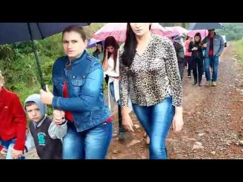 16ª Romaria Nossa Senhora Aparecida - Linha São Miguel - Coronel Martins/SC