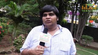 Karthik Subbaraj at Jigarthanda Movie Press Show