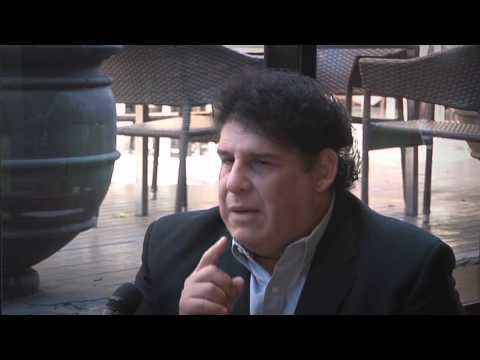 Montaj Video Productions Interviews Greek Comedian Basile
