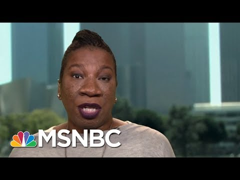 #MeToo Founder Tarana Burke Reflects On Golden Globes | MSNBC