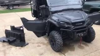 10. Honda pioneer 1000-5 you thought you washed yours good