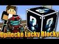 Opileck  Lucky Blocky     Minecraft Lucky Block Race W Vitaa