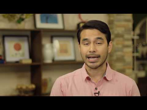 Atom Araullo for ANCOP Global Walk
