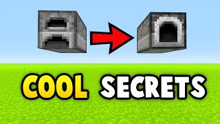 Video Minecraft 6 INSANE SECRET THINGS YOU CAN MAKE (Ps3/Xbox360/PS4/XboxOne/WiiU) MP3, 3GP, MP4, WEBM, AVI, FLV Agustus 2017