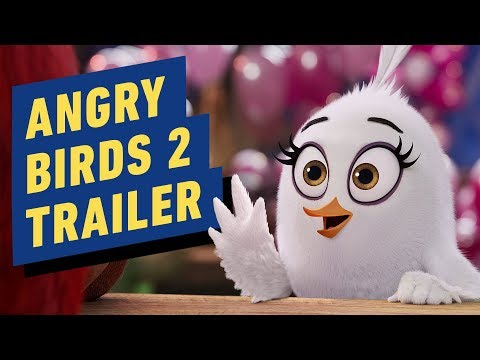 The Angry Birds Movie 2 - Trailer #3 (2019) Jason Sudeikis, Bill Hader