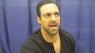 Exclusive Aaron Rex interview