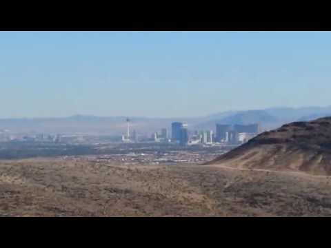 Extraterrestrial Aliens Spotted Near Las Vegas caught on camera