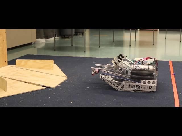 Huntington Robotics FRC Team 5016