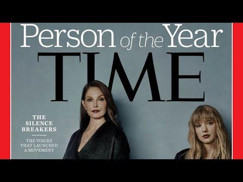 Las mujeres que denunciaron acoso, el personaje del año de la revista Times