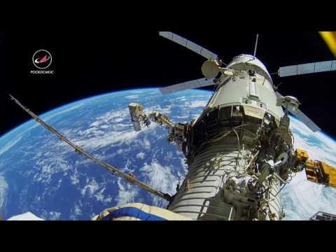 Для космической станции готовят цифровую систему «Курс»