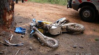 10. 2006 Kawasaki KX 85 Crash