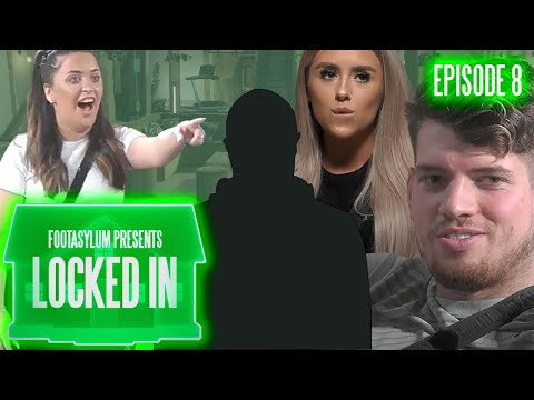 NEW HOUSEMATE!! | Locked In | Episode 8