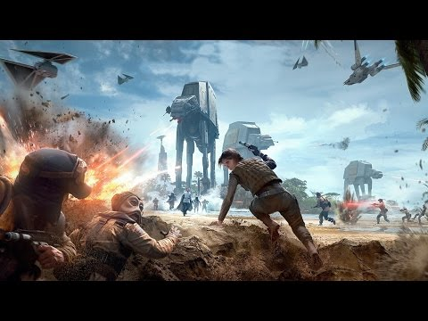 Nerding Out About Star Wars Rogue One – IGN Plays Live