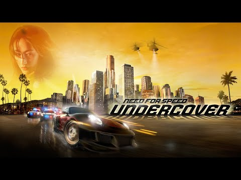 Need For Speed: Undercover Splitting Adam - On My Own Soundtrack
