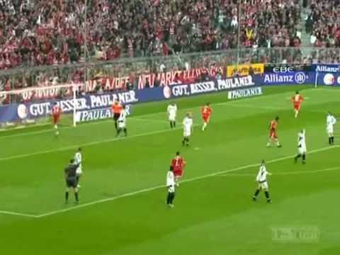Mejores goles en la Bundesliga