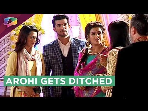 Deep Helps Arohi Meet Her Love | Major Twist | Ish