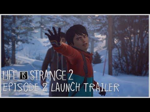 Bande-annonce de lancement de l'épisode 2 de Life is Strange 2 - Episode 2 : Rules