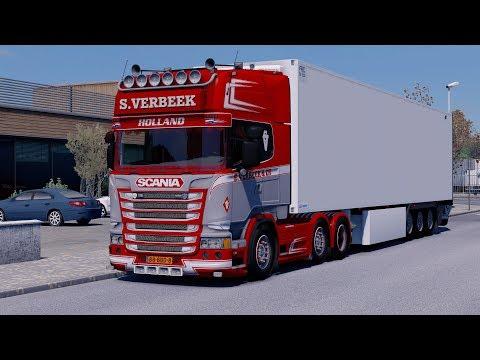 Scania R440 Verbeek 08.11.17