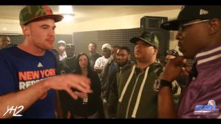 Spittaz Battle League | Nunn Nunn vs. Reala Realz