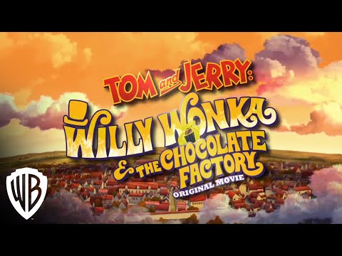 Tom and Jerry: Willy Wonka and the Chocolate Factory - Warner Bros ...