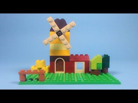 Vidéo LEGO Classic 10696 : La boîte de briques créatives LEGO