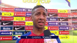 Gold Cup 2017 Panama vs Martinique Interviews
