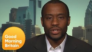 Subscribe now for more! http://bit.ly/1NbomQaNew polls indicate that Donald Trump is now the worst president of the United States.Broadcast on 17/07/17Like, follow and subscribe to Good Morning Britain!The Good Morning Britain YouTube channel delivers you the news that you're waking up to in the morning. From exclusive interviews with some of the biggest names in politics and showbiz to heartwarming human interest stories and unmissable watch again moments. Join Susanna Reid, Piers Morgan, Ben Shephard, Kate Garraway, Charlotte Hawkins and Sean Fletcher every weekday on ITV from 6am.Website: http://bit.ly/1GsZuhaYouTube: http://bit.ly/1Ecy0g1Facebook: http://on.fb.me/1HEDRMbTwitter: http://bit.ly/1xdLqU3http://www.itv.com