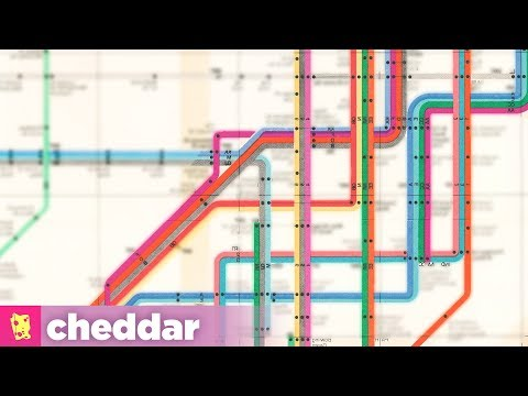 Why New Yorkers Insisted On A Worse Subway Map
